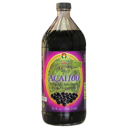 100% PURE wild harvested ACAI Berry Juice! Only Acai Pulp with No added  fruit